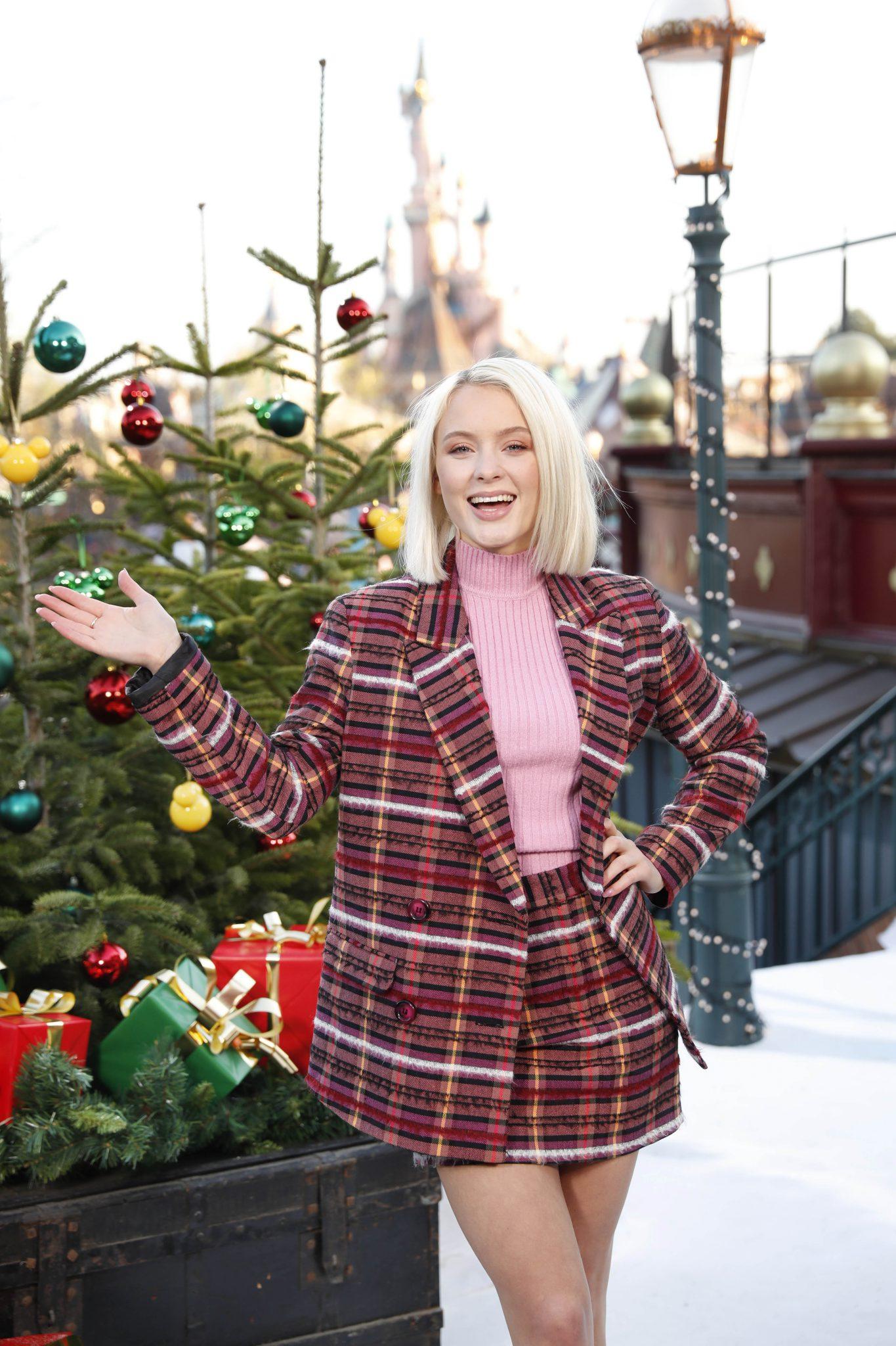 Launch Of Enchanted Christmas Season At Disneyland Paris